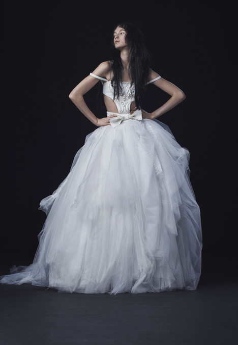 Marta gown from the 2016 Vera Wang collection, as seen on dressfinder.ca