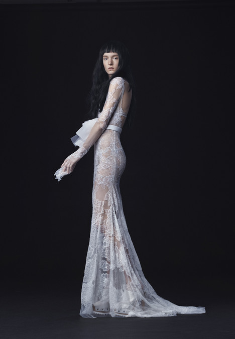 Ana Luisa Wedding                                          dress by Vera Wang
