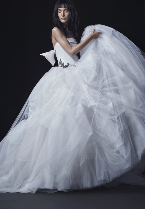 Lola Wedding dress by Vera Wang