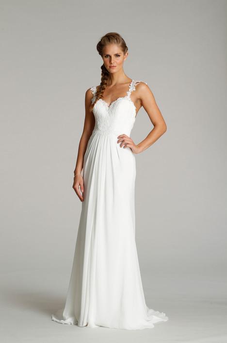 7606 Wedding                                          dress by Ti Adora by Allison Webb