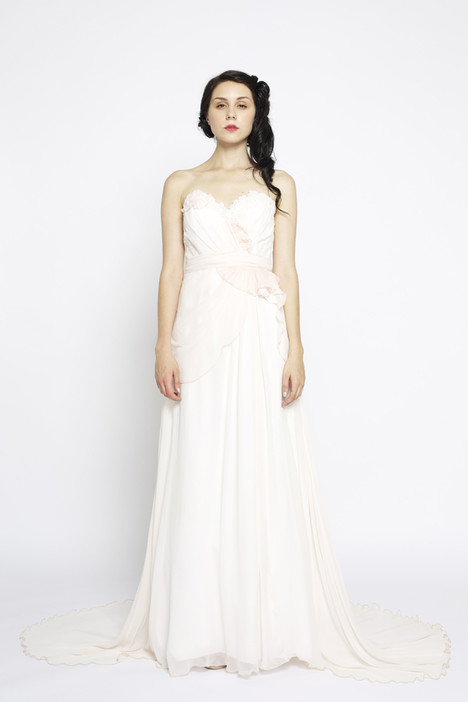 Bespoken Wedding dress by Claire La Faye