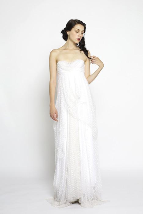 Love Story Wedding                                          dress by Claire La Faye