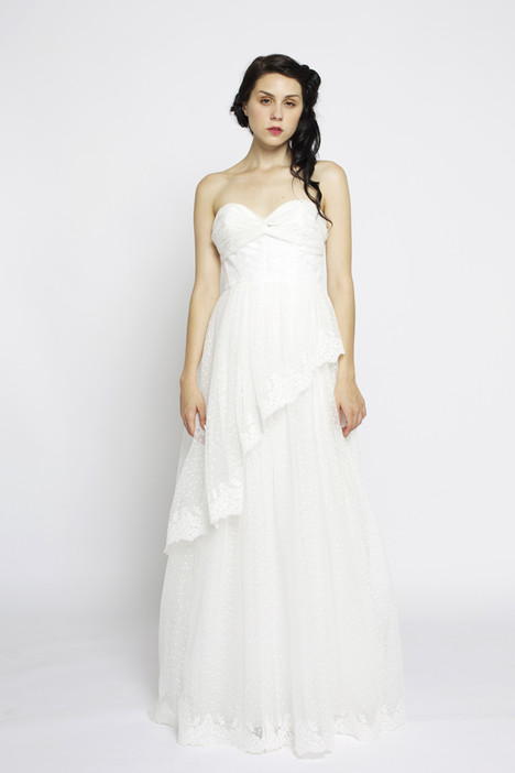 Once Upon a Honeymoon Wedding dress by Claire La Faye
