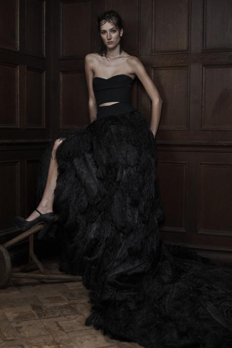 Sabrina Wedding dress by Vera Wang