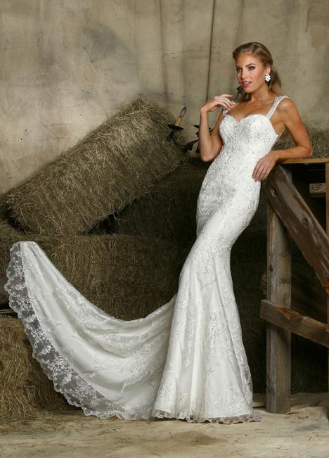 50338 Wedding                                          dress by DaVinci