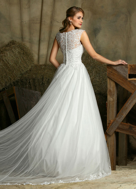 50323 (2) Wedding                                          dress by DaVinci