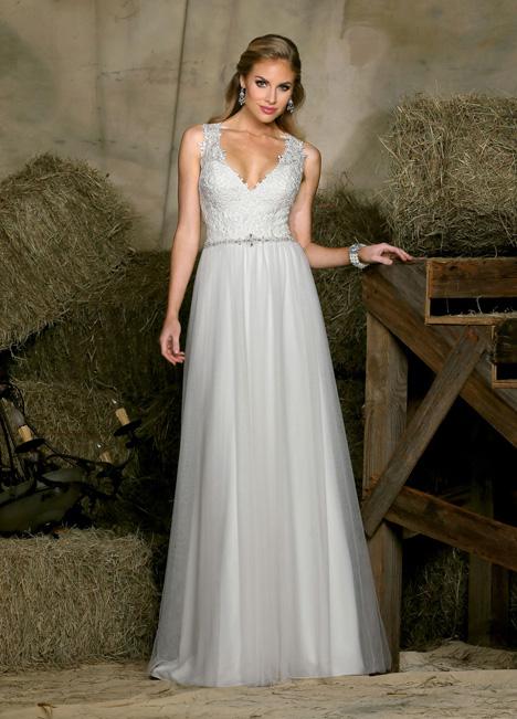 50322 Wedding                                          dress by DaVinci