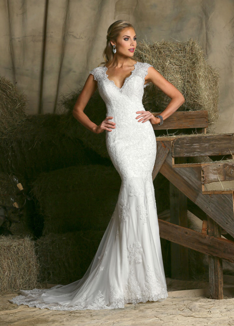 50320 Wedding                                          dress by DaVinci