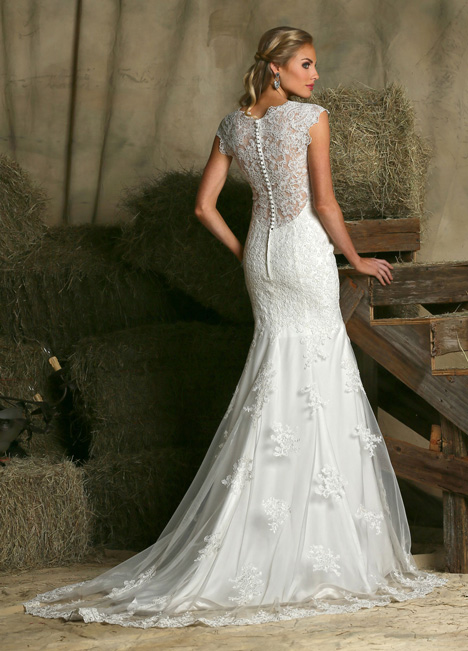 50320 (2) Wedding                                          dress by DaVinci