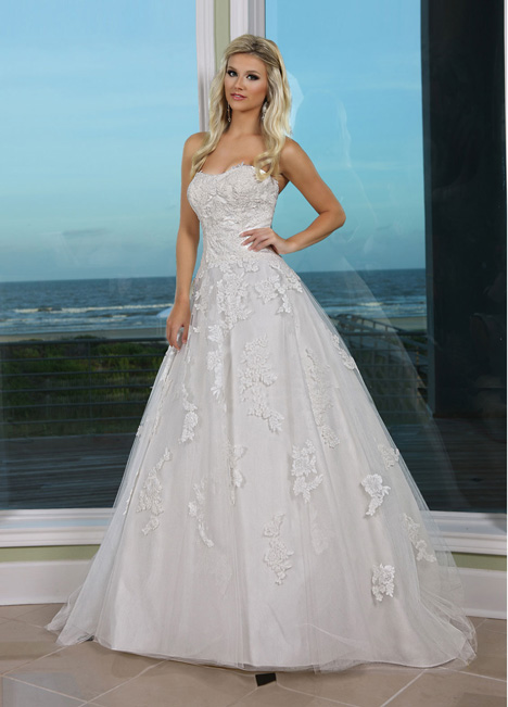 50236 Wedding                                          dress by DaVinci