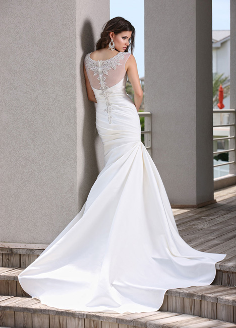 50258 (2) Wedding                                          dress by DaVinci