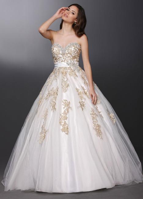 50282 Wedding dress by DaVinci