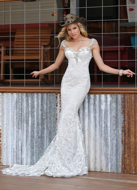 50307 Wedding                                          dress by DaVinci
