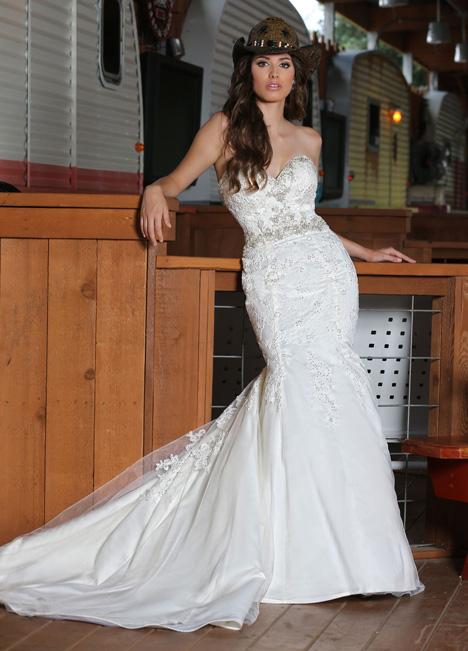 50314 Wedding                                          dress by DaVinci
