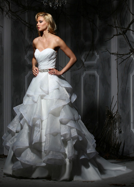 10351 Wedding                                          dress by Impression