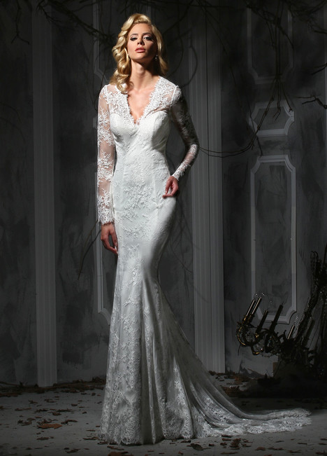 10349 Wedding                                          dress by Impression
