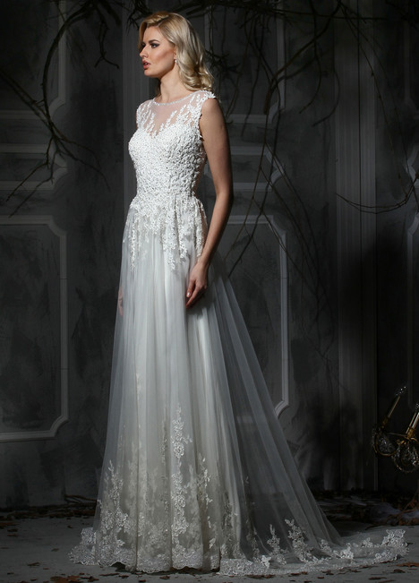10347 Wedding                                          dress by Impression