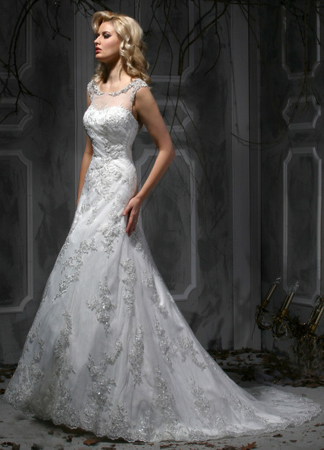 10342 Wedding                                          dress by Impression