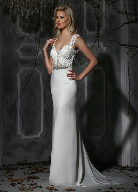 10341 Wedding                                          dress by Impression