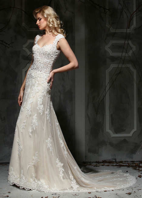 10336 Wedding                                          dress by Impression