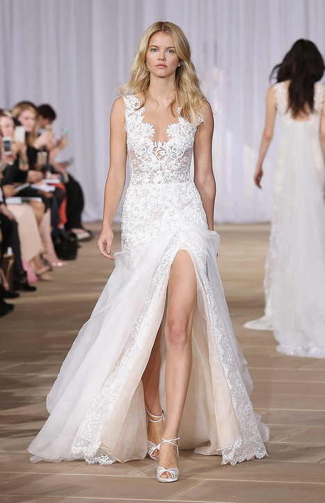Morning gown from the 2016 Ines Di Santo collection, as seen on dressfinder.ca