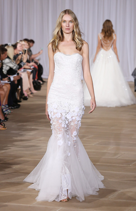 Aurora gown from the 2016 Ines Di Santo collection, as seen on dressfinder.ca