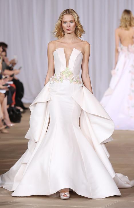 Bright Wedding                                          dress by Ines Di Santo