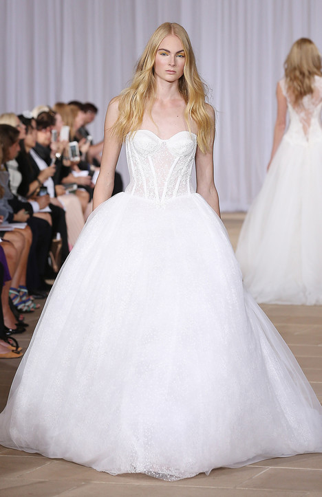 Sparkling gown from the 2016 Ines Di Santo collection, as seen on dressfinder.ca