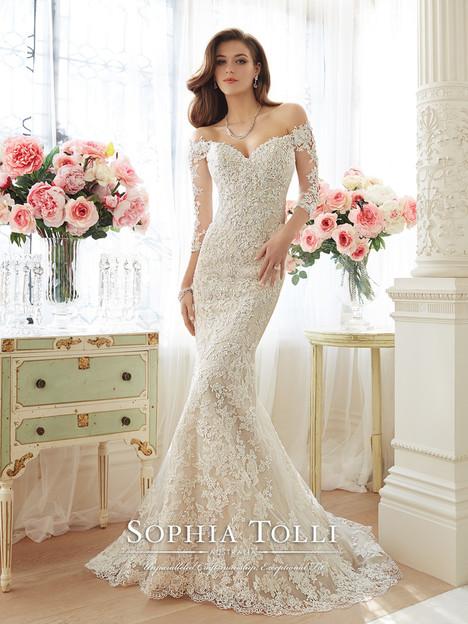 Riona (Y11632) Wedding                                          dress by Sophia Tolli