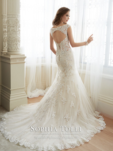 Daria (Y11643) (2) gown from the 2016 Sophia Tolli collection, as seen on dressfinder.ca