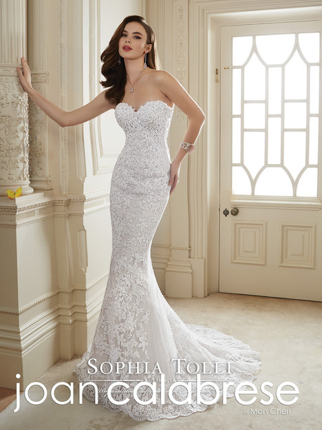Maeve (Y11652) gown from the 2016 Sophia Tolli collection, as seen on dressfinder.ca