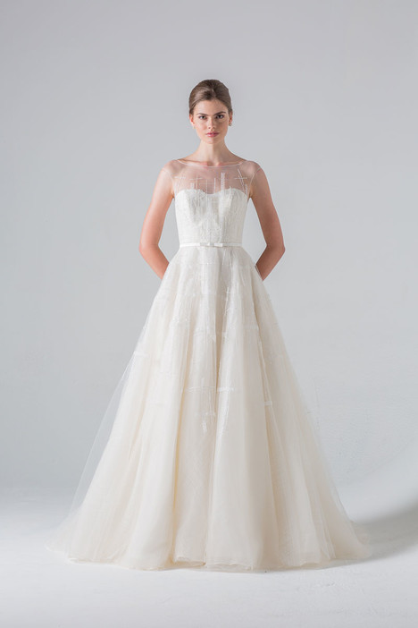 Promenade Wedding dress by Anne Barge
