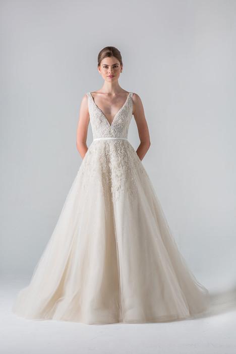 Versailles Wedding                                          dress by Anne Barge