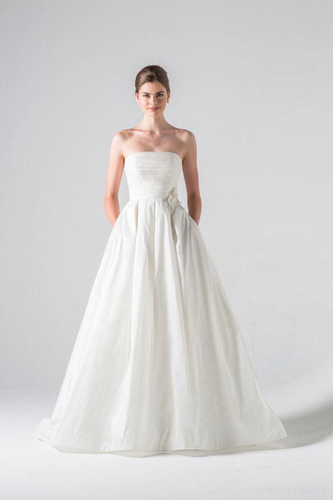 Clover Wedding                                          dress by Blue Willow by Anne Barge