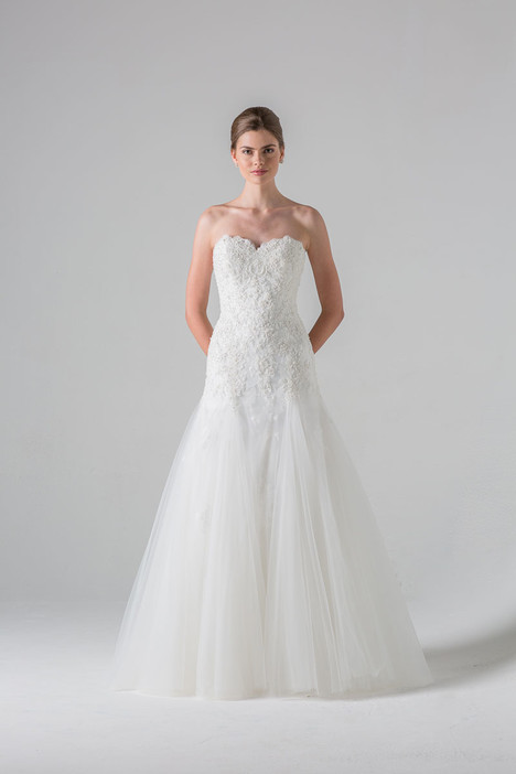 Ivy Wedding                                          dress by Blue Willow by Anne Barge