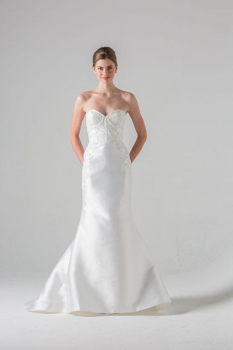 Jasmine Wedding                                          dress by Blue Willow by Anne Barge