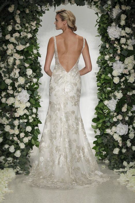 Claridge (2) Wedding                                          dress by Anne Barge