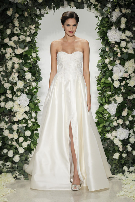 Greyfield Wedding                                          dress by Anne Barge