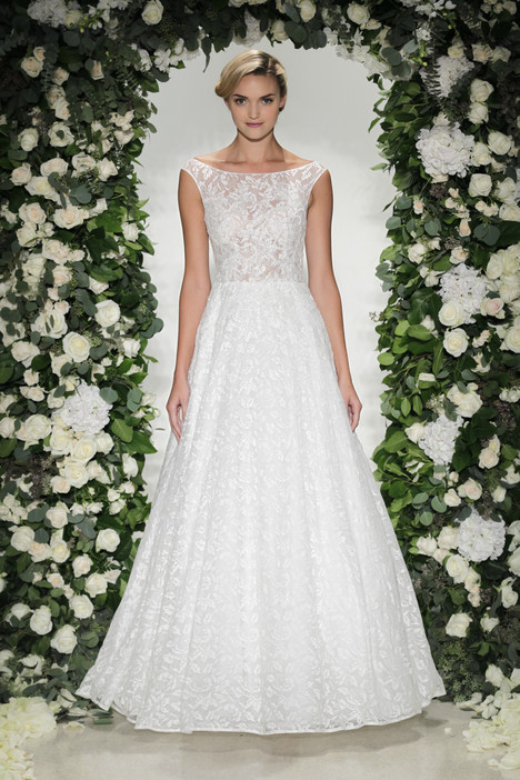Biltmore Wedding                                          dress by Blue Willow by Anne Barge