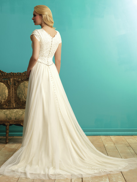 M542 (2) Wedding                                          dress by Allure Bridals: Allure Modest