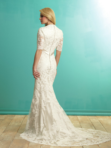 M543 (2) Wedding                                          dress by Allure Bridals: Allure Modest