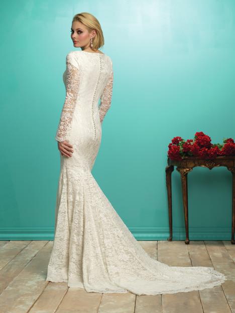 M545 (2) Wedding                                          dress by Allure Bridals: Allure Modest