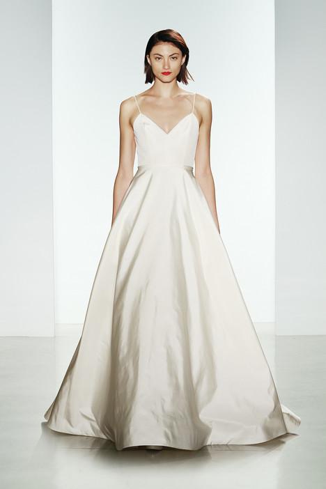 Rowan Wedding                                          dress by Amsale