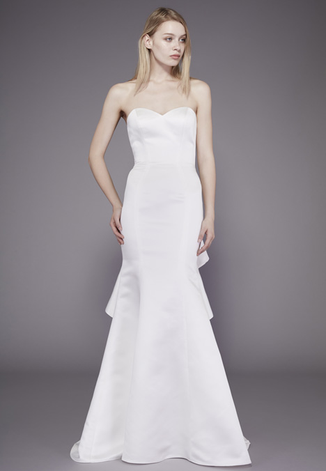 Dorothy Wedding                                          dress by Badgley Mischka Belle