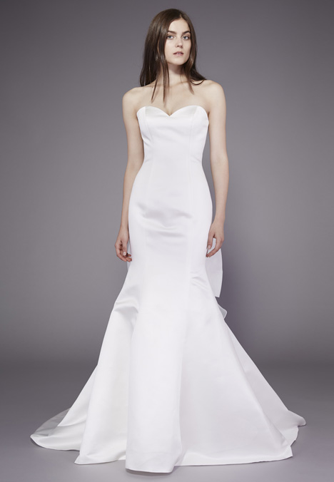 Jayne Wedding                                          dress by Badgley Mischka Belle