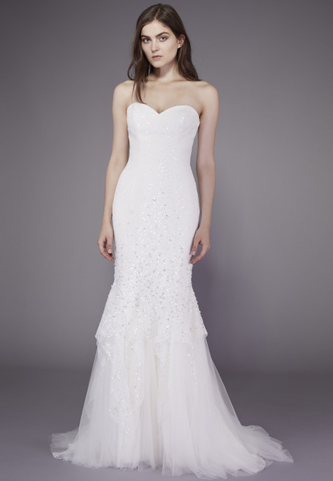 Mabel Wedding                                          dress by Badgley Mischka Belle