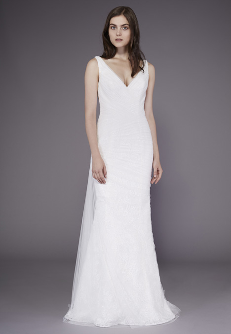 Miriam Wedding                                          dress by Badgley Mischka Belle