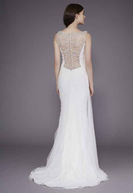 Miriam (2) Wedding                                          dress by Badgley Mischka Belle