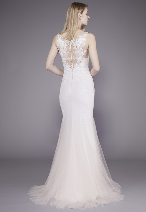 Natalie (2) Wedding                                          dress by Badgley Mischka Belle