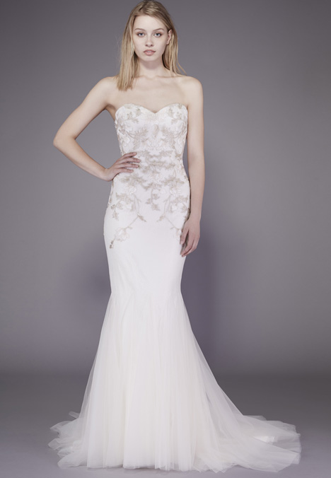 Vivian (2) Wedding                                          dress by Badgley Mischka Belle